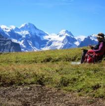 Swiss Alps series